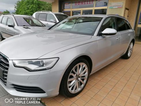AUDI A6 2.0 TDI 177 CV ADVANCE