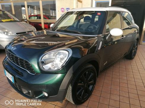 MINI Countryman 2.0SD 143CV