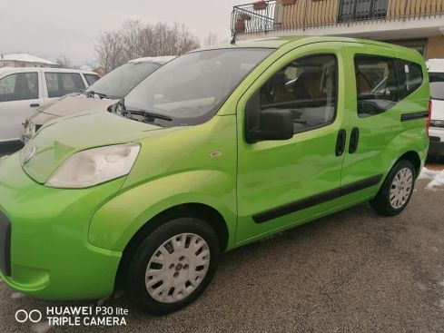 FIAT Qubo 1.4 naturalpower