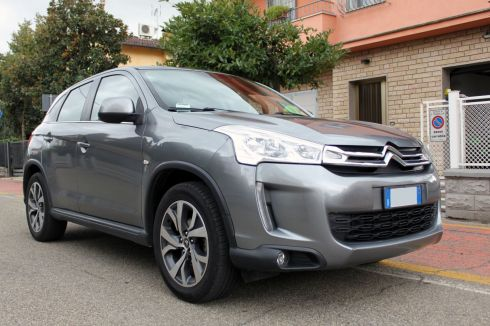 CITROEN C4 Aircross 2WD ATTRACTION1.6D