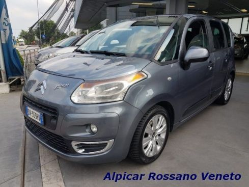 CITROEN C3 Picasso 1.4 VTi 95 Exclusive Style gas