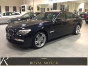 BMW 730 D XDRIVE M SPORT LIMITED EDITION used car 2014