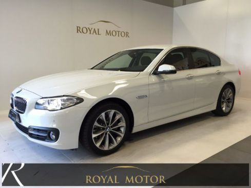 "BMW 520 d xDrive Business AUT. SPORT  + 18"" - KM. 0 !!"