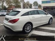 MERCEDES-BENZ CLA 200 D S.W. AUTOMATIC EXECUTIVE Usata 2015