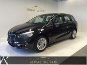 BMW 220 D ACTIVE TOURER LUXURY + FARI LED + NAVI Usata 2015