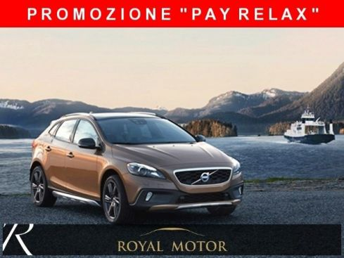 VOLVO V40 CC Cross Country D2 Geartronic Kinetic 2.0 cc 120 CV