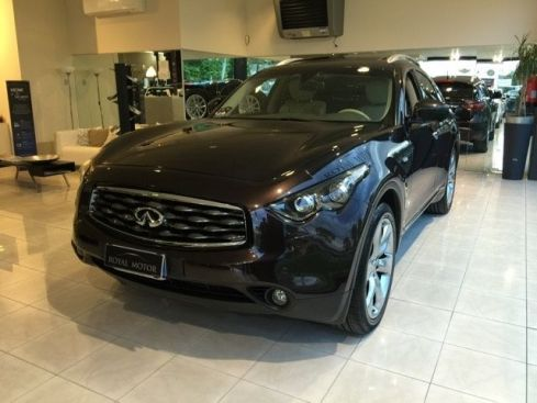 INFINITI FX30 d S Premium AUT. + TETTO + NAVI - FULL OPTIONAL !!