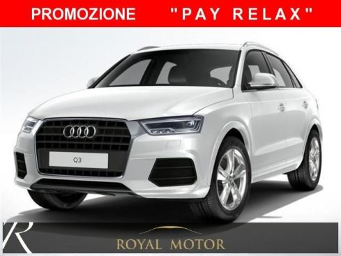 AUDI Q3 2.0 TDI 150 CV. BUSINESS - PRONTA CONSEGNA !