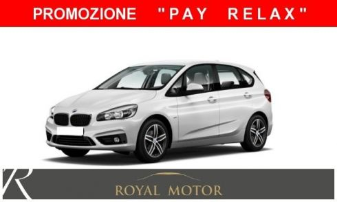 BMW 218 d xDrive Active Tourer Sport - PRONTA CONSEGNA !!!