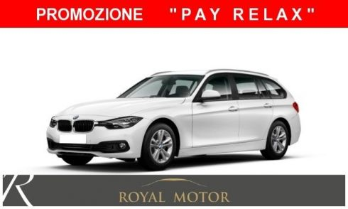 BMW 318 d xDrive Touring Business Advantage NUOVA !!!