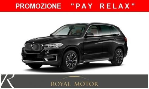 BMW X5 xDrive 25d Experience + TETTO PANORAMA !!!