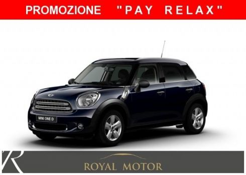 MINI Countryman Mini One D Countryman - NUOVA PRONTA CONSEGNA !!!