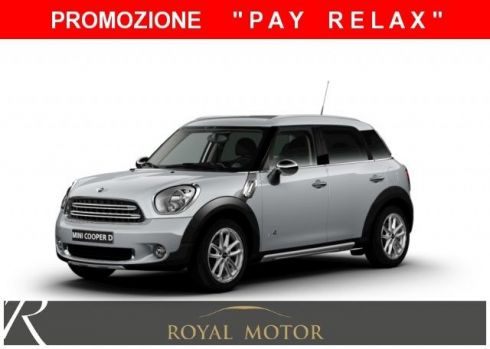 MINI Countryman Mini Cooper D Countryman ALL4 - PRONTA CONSEGNA !!