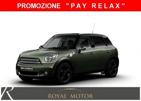 MINI Countryman Mini Cooper D Countryman - PRONTA CONSEGNA !!!