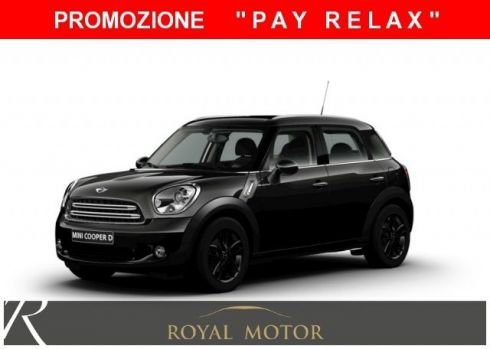 MINI Countryman Mini Cooper D Countryman Automatica + NAVI !!!