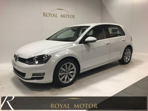 VOLKSWAGEN Golf 1.6 TDI 110 CV 5p. Executive BlueM. Tech NAVI !!!