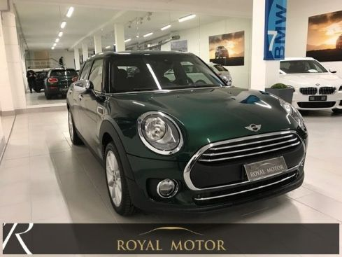 MINI Clubman 1.5 One D Business Automatica !! Navigatore !!