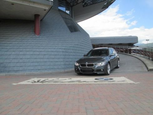 BMW 320 d xDrive Touring Msport NAVI PRO-TETTO