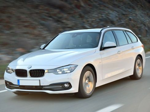 BMW 320 d xDrive Touring Sport LED-Navi
