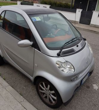 SMART ForTwo 800 Passion