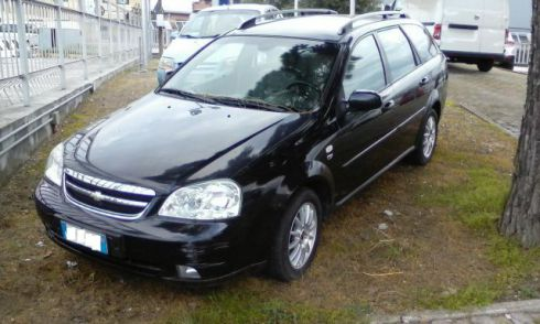CHEVROLET Nubira Station Wagon CDX FULL GPL 2.0