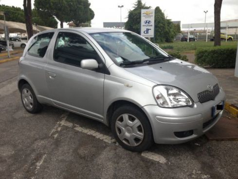 TOYOTA Yaris 1.0i 16V cat 3 VVTI
