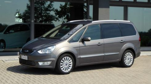 FORD Galaxy 2.0 TDCi 163cv Powershift New Titanium