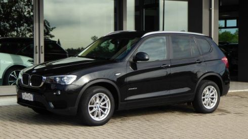 BMW X3 xDrive20d Business Automatico
