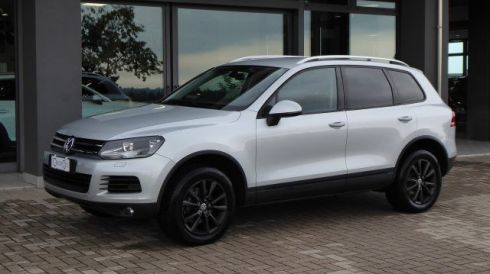 VOLKSWAGEN Touareg 3.0 TDI Tiptronic BlueMotion Technology