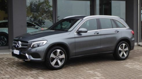 MERCEDES-BENZ GLC 250 d 4Matic Executive