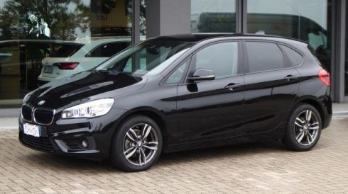BMW 216 d Active Tourer Advantage Automatico
