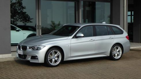 BMW 320 d xDrive Touring Msport Automatico
