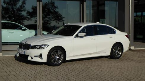 BMW 320 d Luxury Automatico
