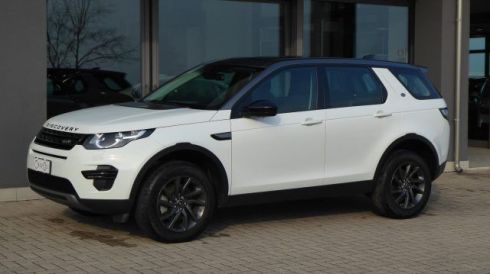 LAND ROVER Discovery Sport 2.0 TD4 150cv Pure 4WD
