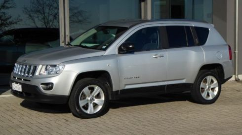 JEEP Compass 2.2 CRD Sport 4WD