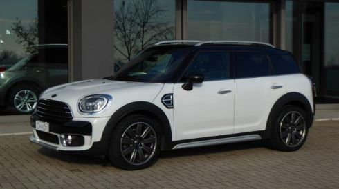 MINI Countryman 2.0 Cooper D John Works Automat.