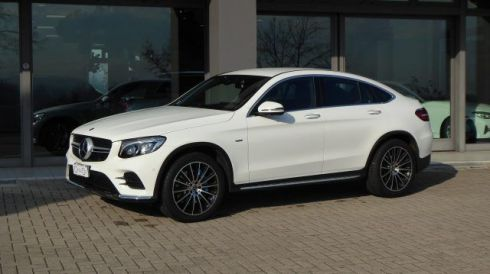 MERCEDES-BENZ GLC 350 e 4Matic Coupé Premium AMG