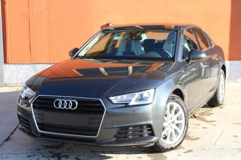 AUDI A4  2.0 TDI ultra Design Edition