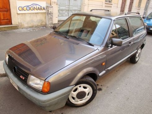 VOLKSWAGEN Polo 1300i cat GT  ** unico proprietario **