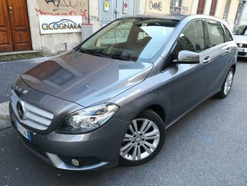 MERCEDES-BENZ B 160 CDI Executive OK neopatentati solo 44.000 km