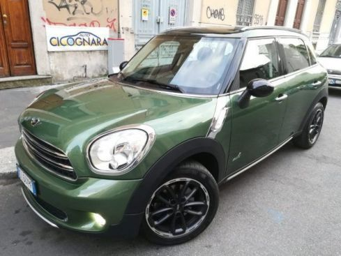MINI Countryman Cooper Countryman 1.6 ALL4 * UNICO PROPRIETARIO *