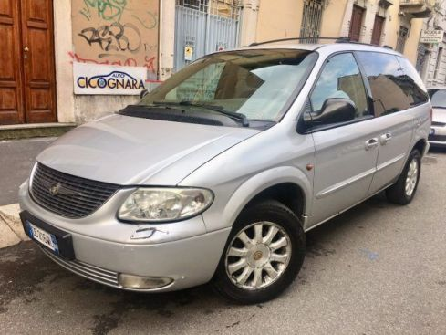 CHRYSLER Voyager 2.5 CRD LX  **WhatsApp 393/9578915**