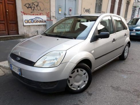FORD Fiesta 1.4 TDCi 5p. Ambiente