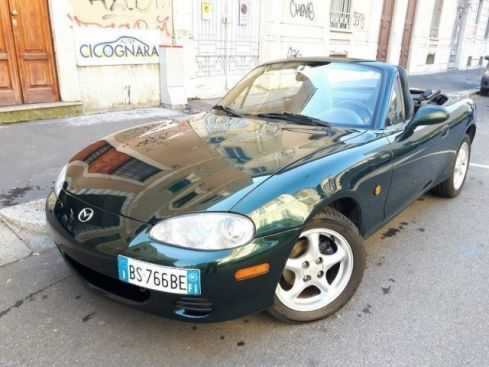 MAZDA MX-5 1.6i 16V cat High