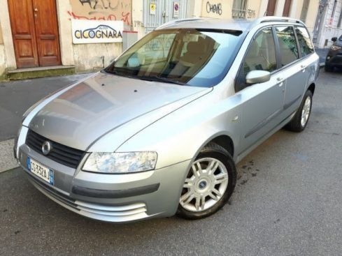 FIAT Stilo 1.9 MJT 16V Multi Wagon Dynamic