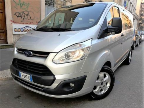 FORD Transit Custom 310 2.0 TDCi 130 PC Combi Trend