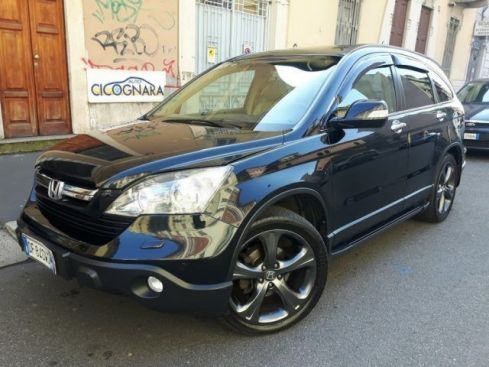 HONDA CR-V 2.2 i-CTDi 4WD 16V Executive i-P DPF