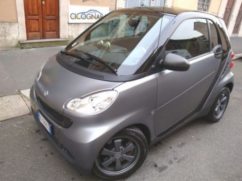 SMART ForTwo 1.0 52kW MHD Grey Style MOTORE NUOVO !!