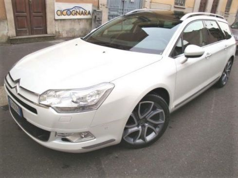 CITROEN C5 2.0 HDi 163 aut. Executive Tourer
