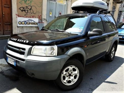 LAND ROVER Freelander 2.0 Td4 16V cat 3p. Softback